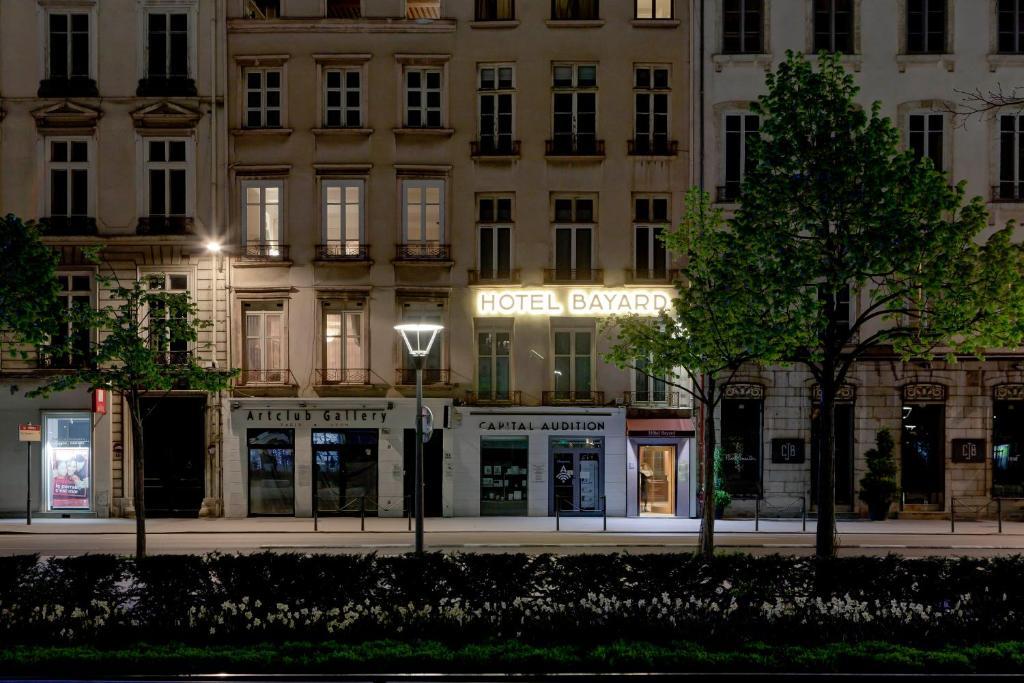 Bayard bellecour lyon viamichelin informatie en for Hotels 69002 lyon