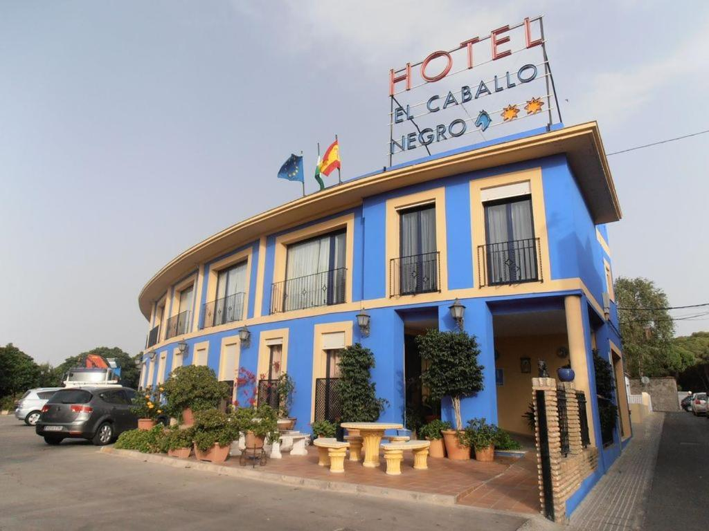 Hotel caballo negro r servation gratuite sur viamichelin - Hotel catalan puerto real ...