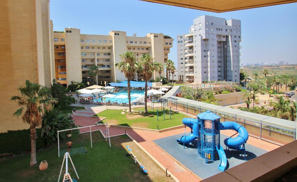 רק החוצה דירה Luxury 4.5 Rooms Sea & Sun Project (ישראל תל אביב) - Booking.com VO-74