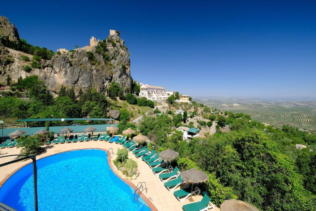 Hotel Sierra de Cazorla (España La Iruela) - Booking.com