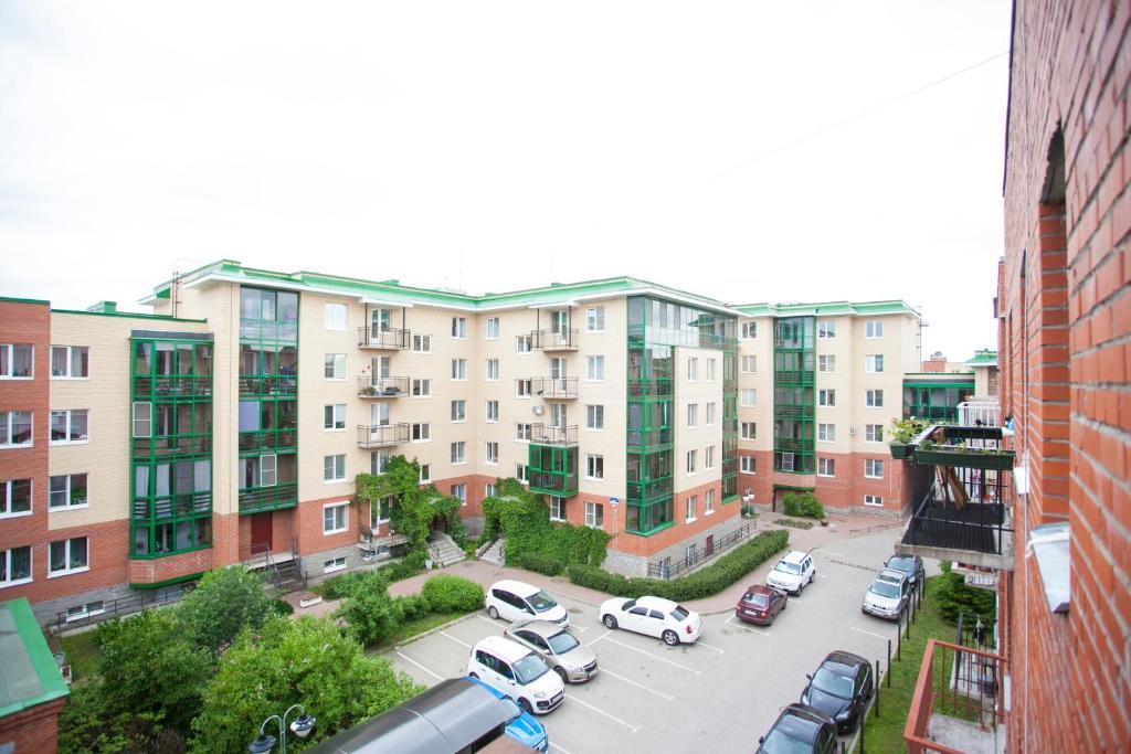 Апартаменты на Малиновской