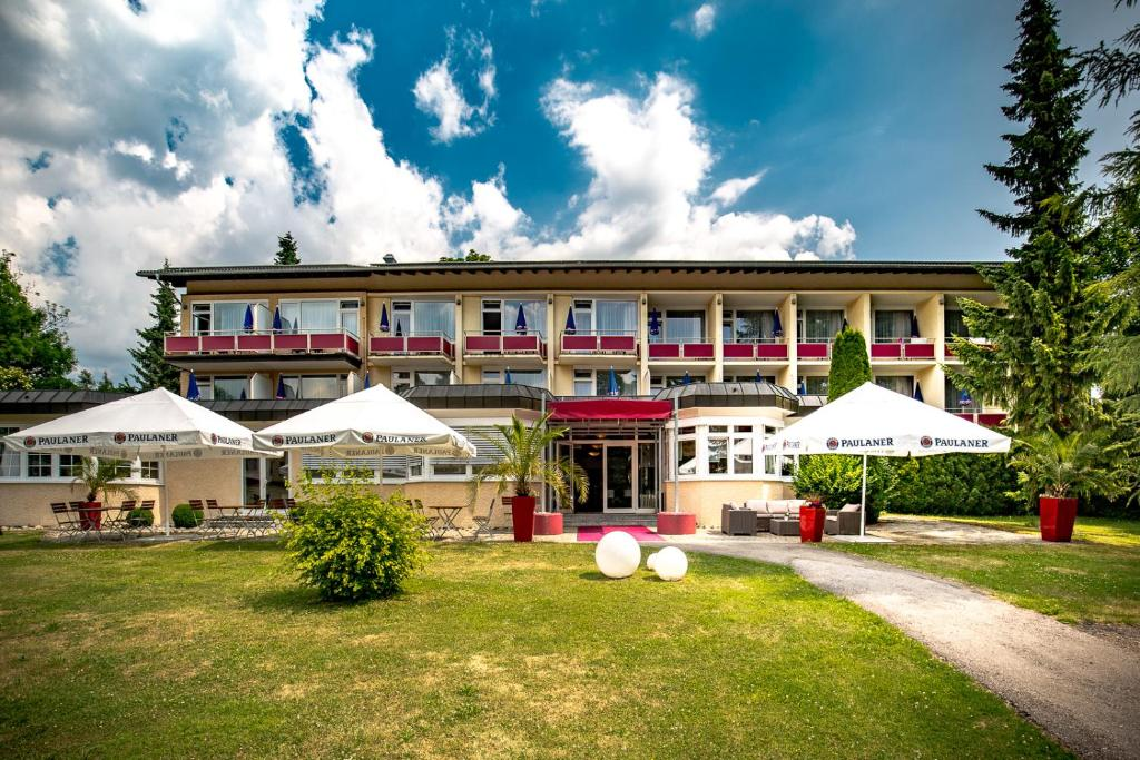 Hotel Am Solegarten Bad Durrheim