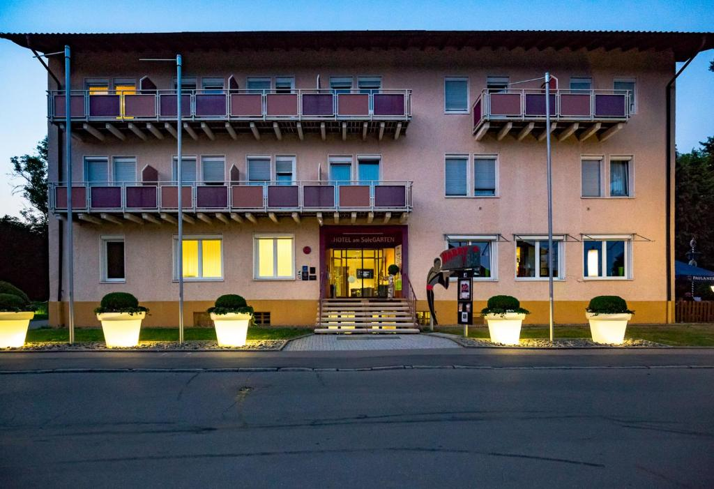 Hotel Am Kurpark Von Bad Durrheim