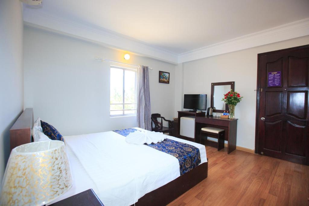 Phòng Giường Đôi Nhìn ra Biển