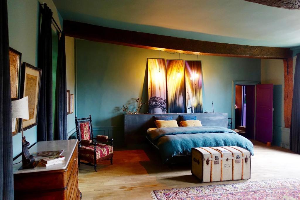 Chambres d 39 h tes le jardin de la cath drale chambres d for Chambre hote troyes