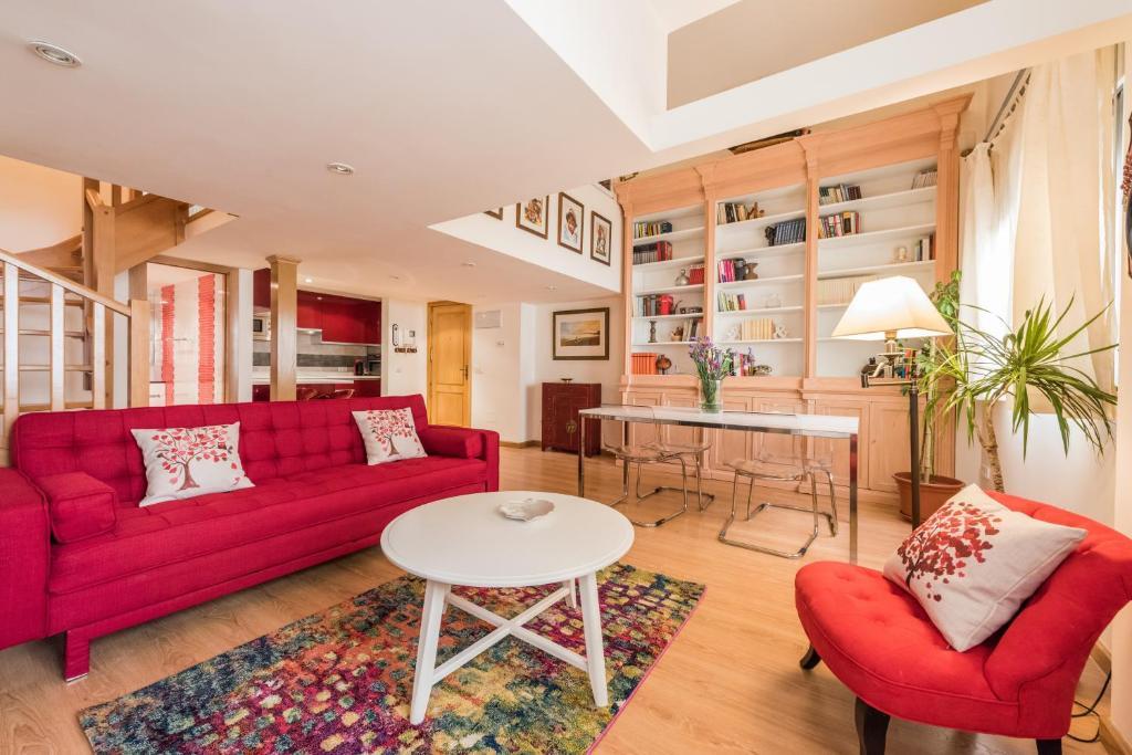 Wohnung In Madrid rentals gran via duplex ii wohnung madrid