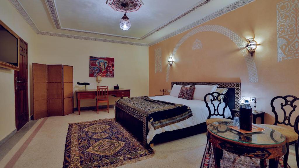 Riad adahab chambres d 39 h tes oujda for Chambre 13 maroc