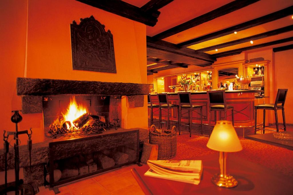 romantik hotel treschers schwarzwald r servation gratuite sur viamichelin. Black Bedroom Furniture Sets. Home Design Ideas