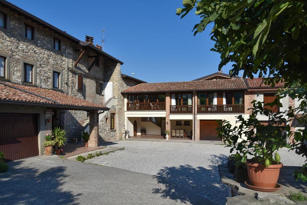 La terrazza sulle vigne B&B, Bed & Breakfast Corte Franca