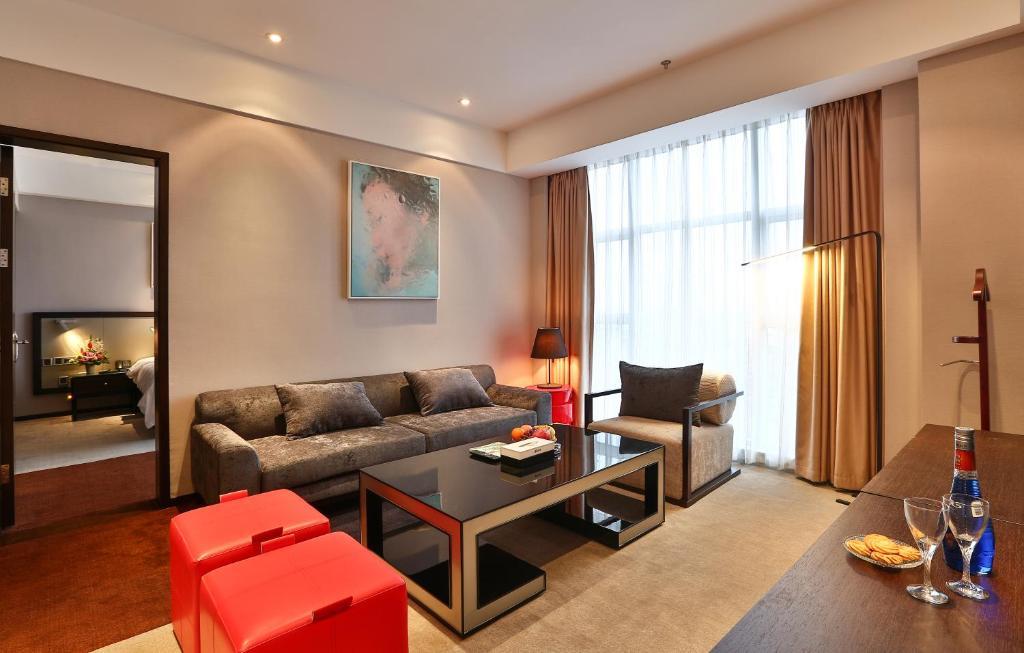广汉华美达安可酒店