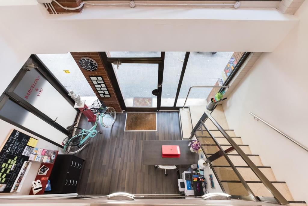 barcelona you r servation gratuite sur viamichelin. Black Bedroom Furniture Sets. Home Design Ideas