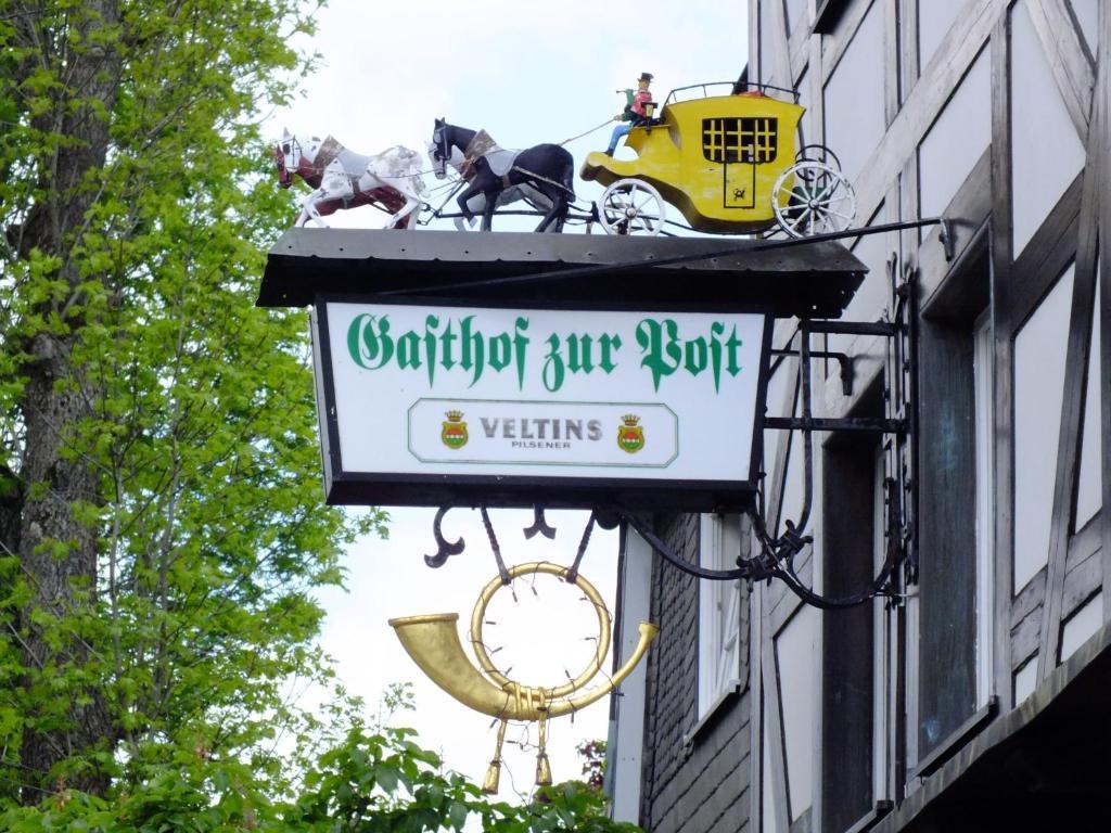 Winterberg Hotel Zur Post