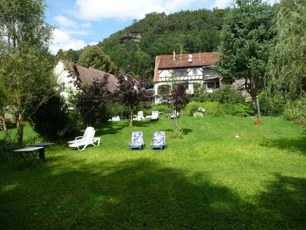 Alsace village niederbronn les bains book your hotel for Hotel les bains alsace