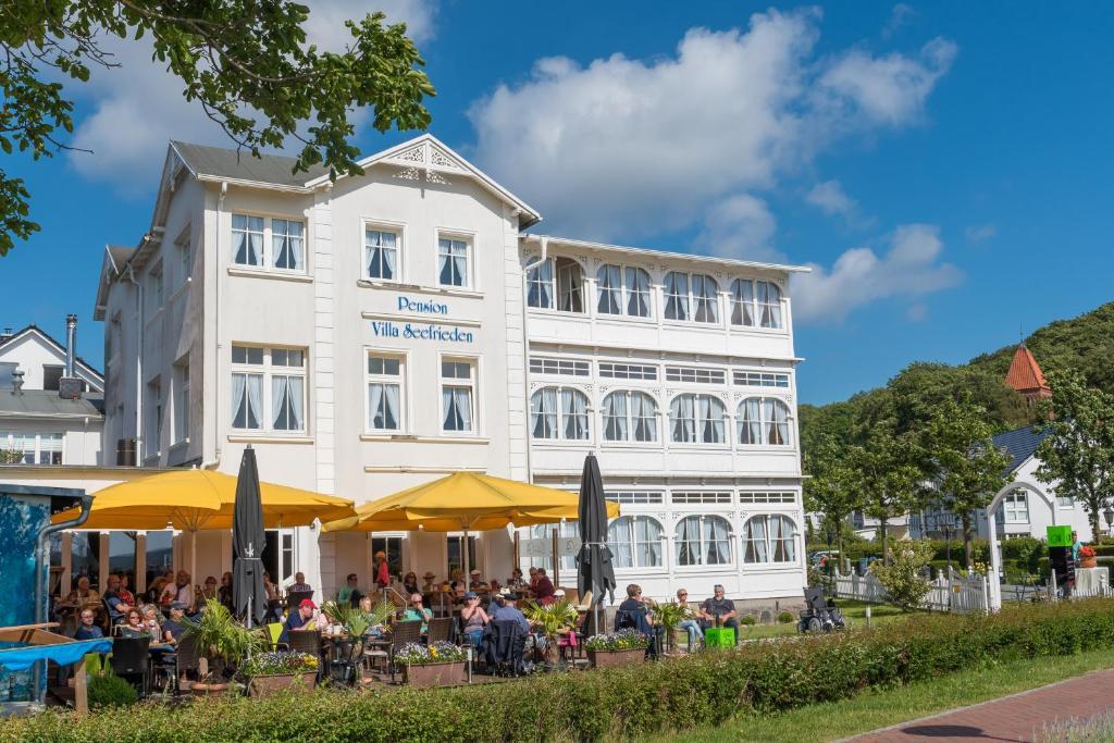 Hotel Villa Seefrieden