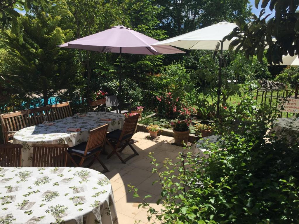 Les chambres du moulin a huile r servation gratuite sur - Hotel vaison la romaine piscine ...