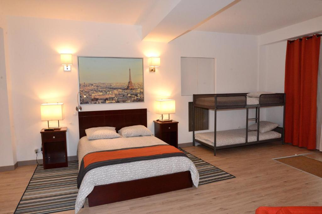 Les chambres panda r servation gratuite sur viamichelin for Chambre hotel reservation