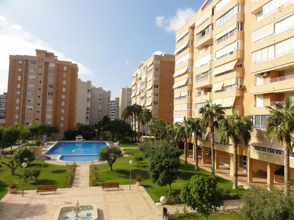 Parque Cristina, Appartamento Alicante