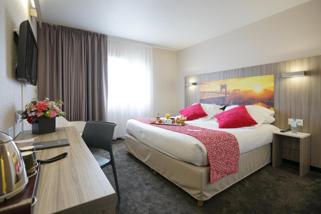 Hotel Lyon Gorge De Loup