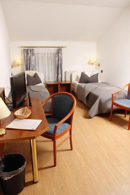 Hotel Stadt Hamburg Parchim