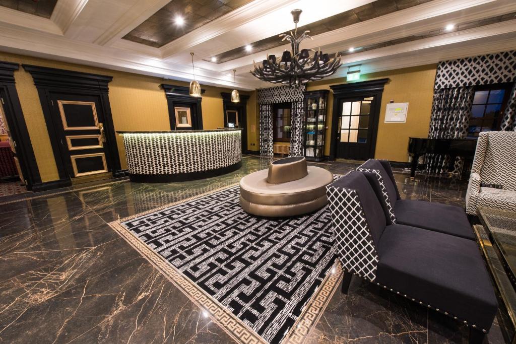 Gleddoch House Hotel Restaurant