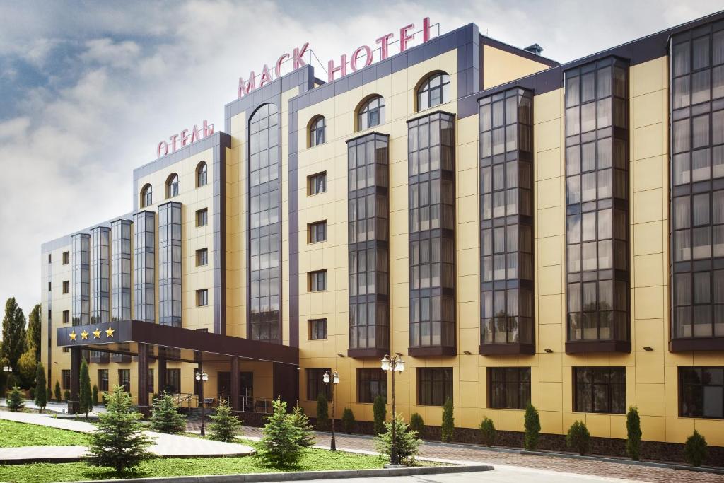 Бизнес-Отель «Маск»