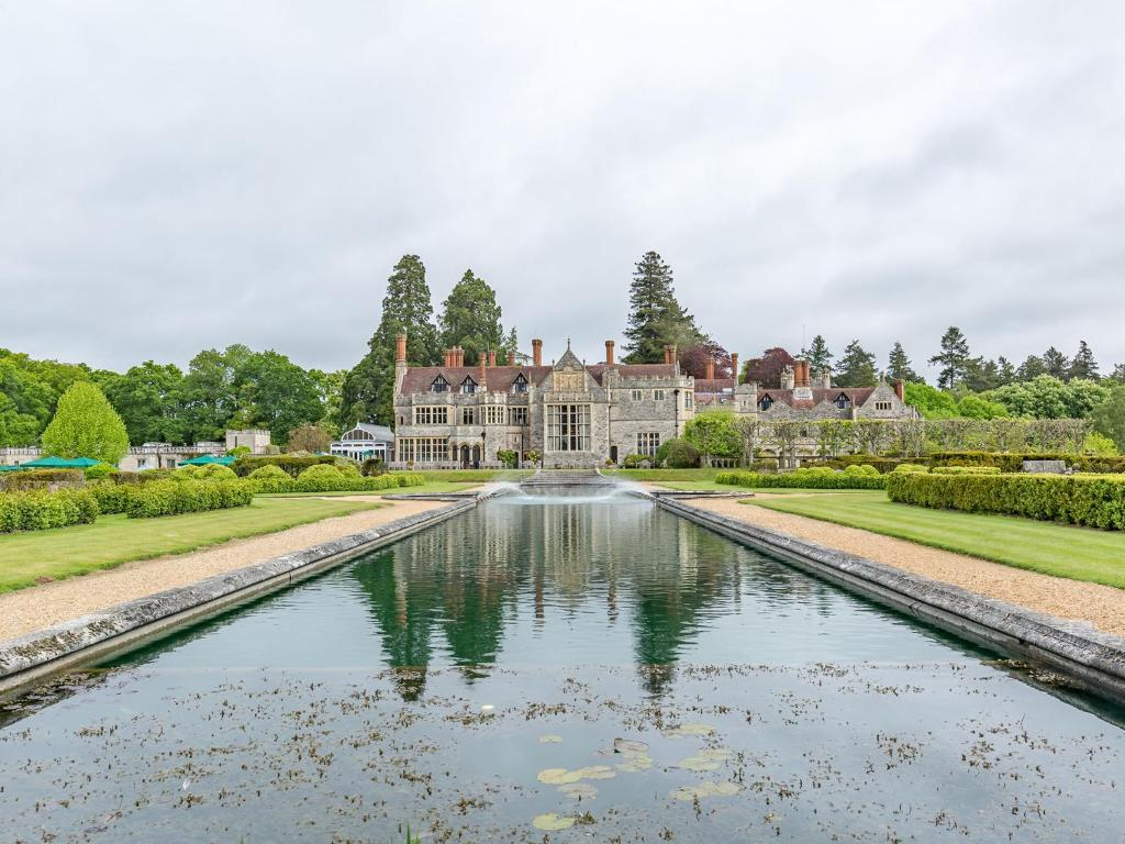 Rhinefield House Hotel Lymington Book Your Hotel With Viamichelin