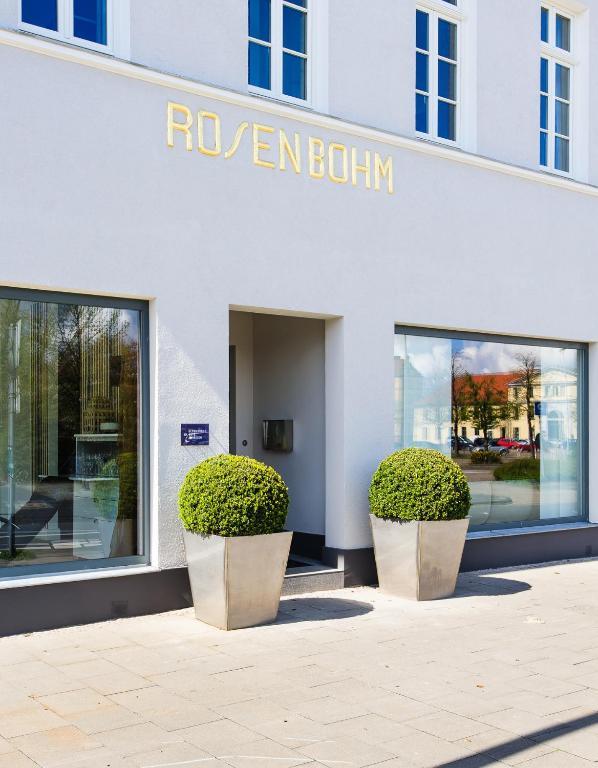 Designhotel rosenbohm oldenburg reserva tu hotel con for Designhotel q