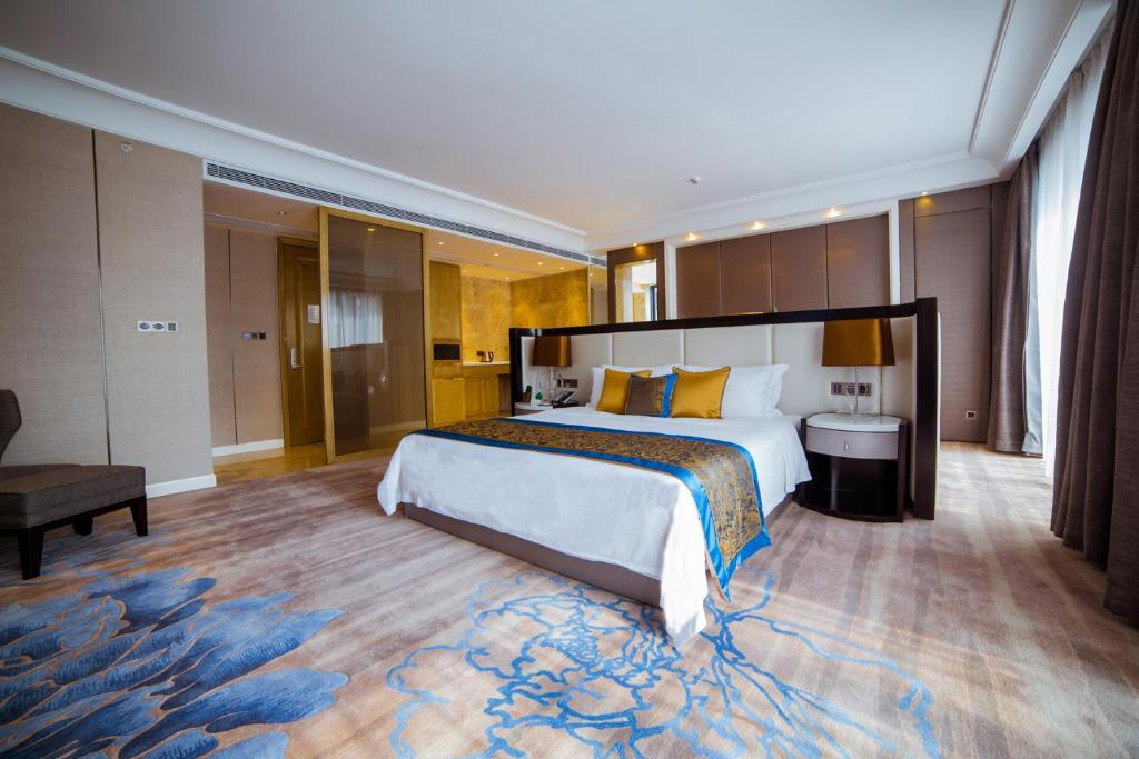 Harmony International Hotel Shenzhen Informationen Und