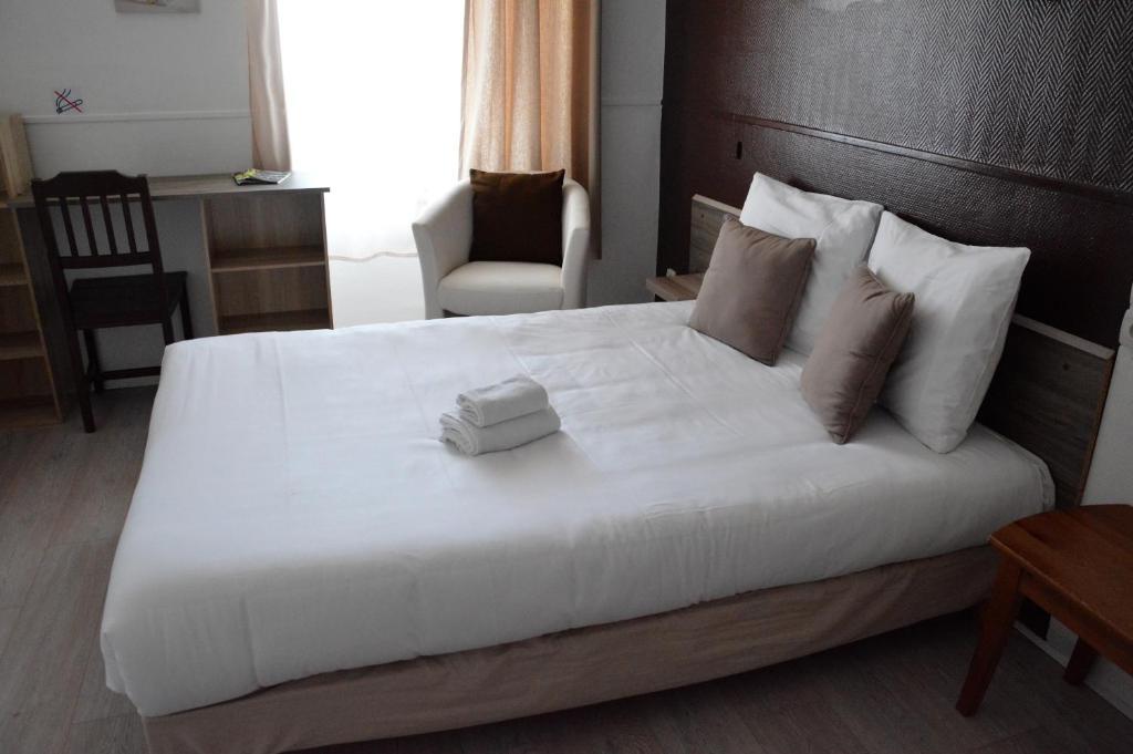 Appart Hotel La Colombiere