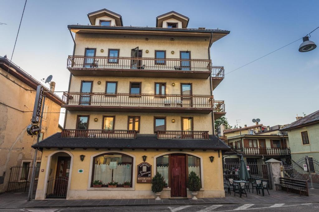 Albergo speranza asiago informationen und buchungen for Asiago hotel paradiso