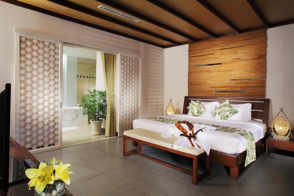 Phòng Verde có Giường cỡ King