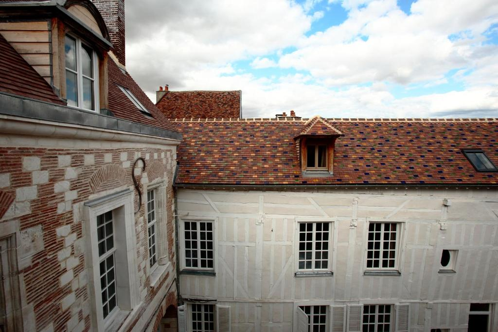 Hotel Comtes De Champagne Troyes