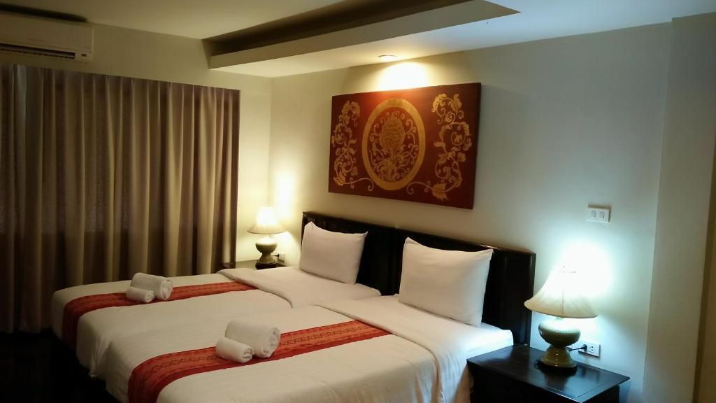 โรงแรม สวรรคบุรี บูติก