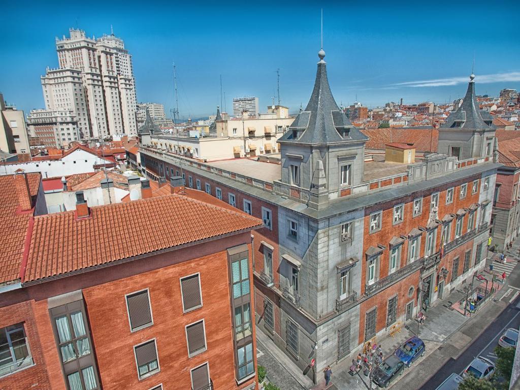 Madrid San Bernardo Rooms