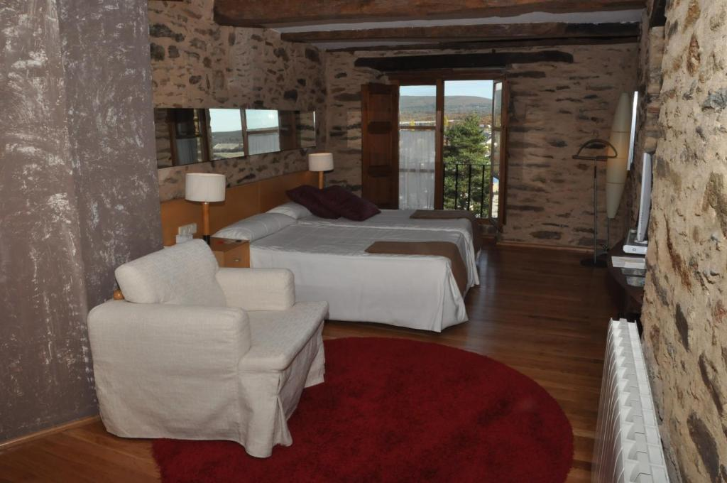 Posada real la carteria book your hotel with viamichelin - Posada real la carteria ...