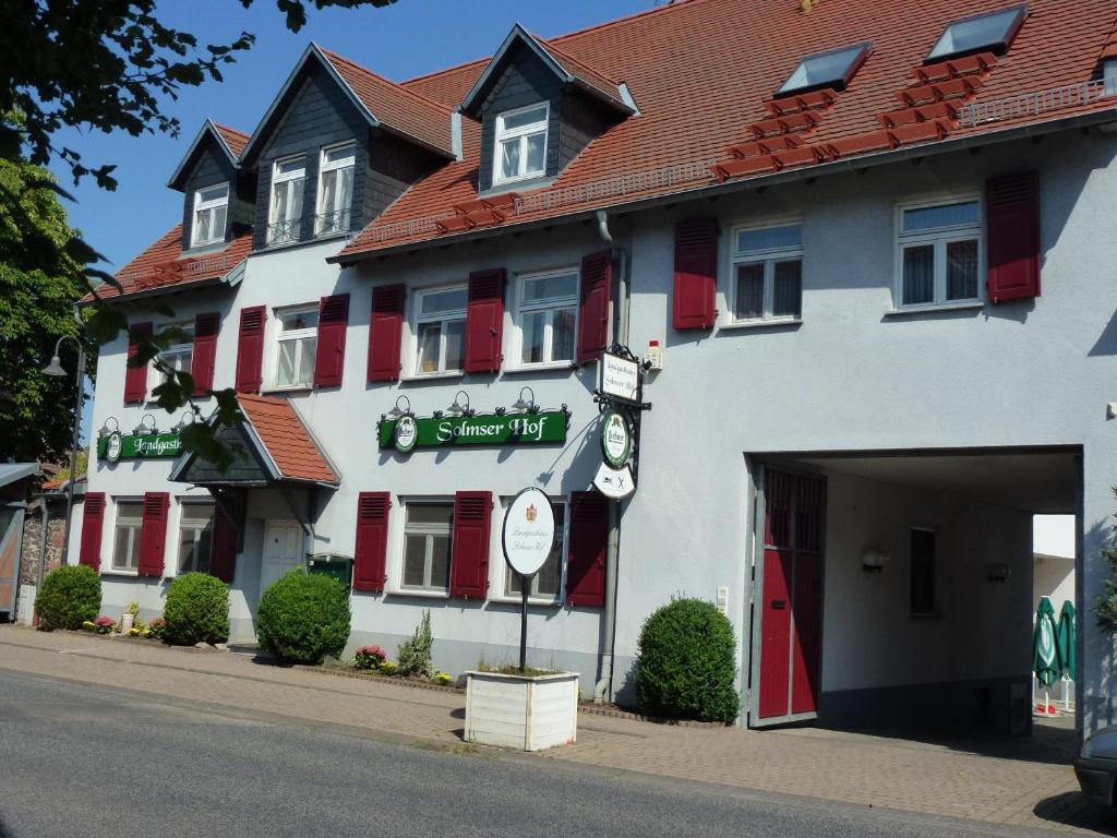 Gunstige Hotels Hof