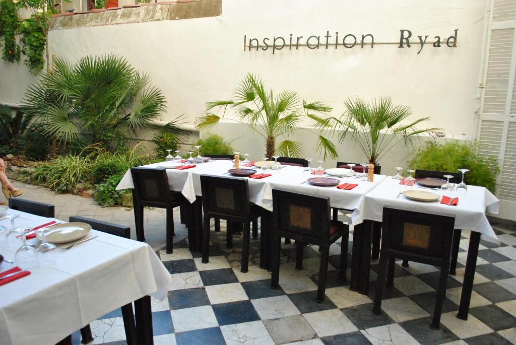 Le Ryad Boutique Hotel Marseille