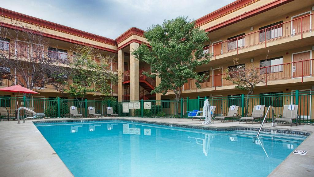 Best Western Orchid Hotel Roseville