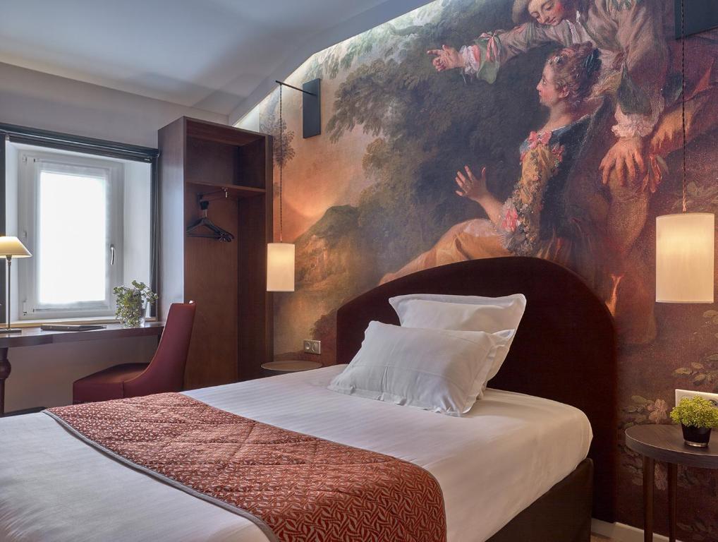 hotel de guise nancy vieille ville r servation gratuite sur viamichelin. Black Bedroom Furniture Sets. Home Design Ideas