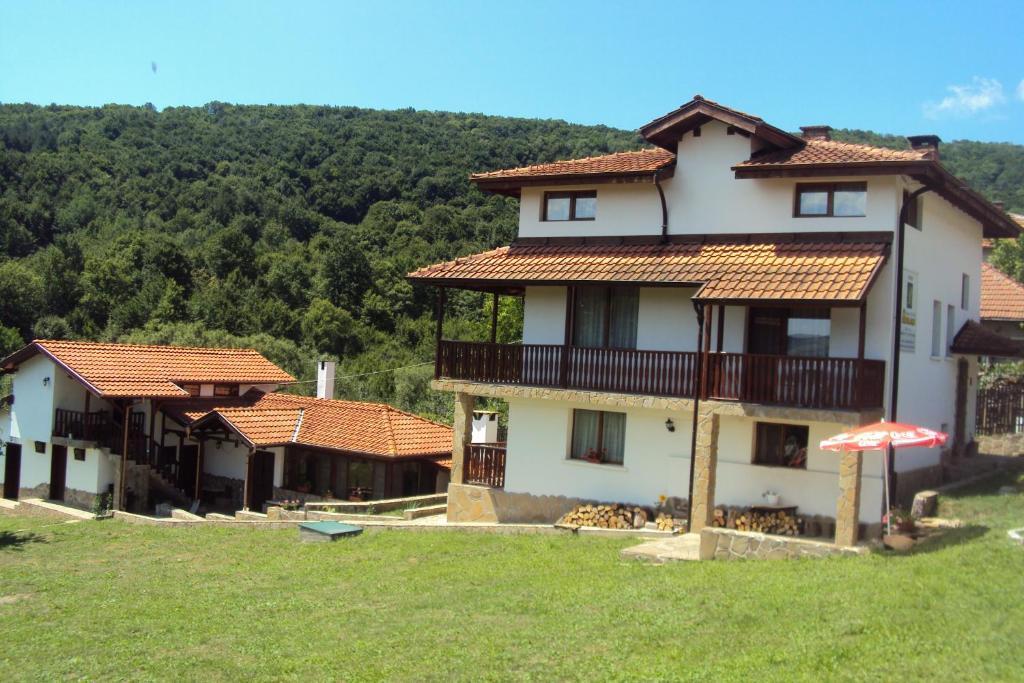 Guest house vasilena r servation gratuite sur viamichelin for Au jardin guest house welkom