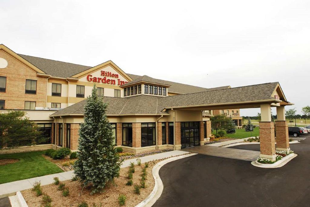 Hilton Garden Inn Oconomowoc Oconomowoc Prenotazione On Line Viamichelin