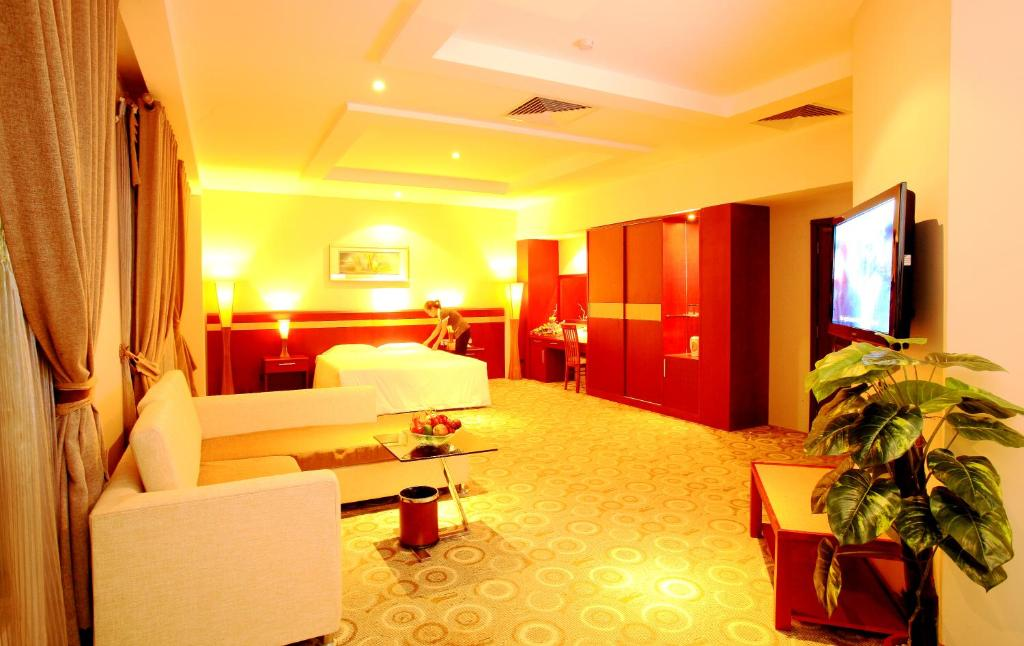 Deluxe Suite có giường cỡ King