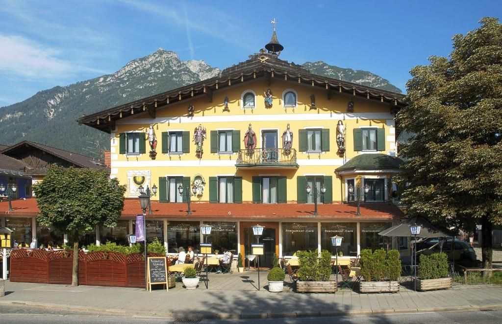 Hotel Post Garmisch Partenkirchen