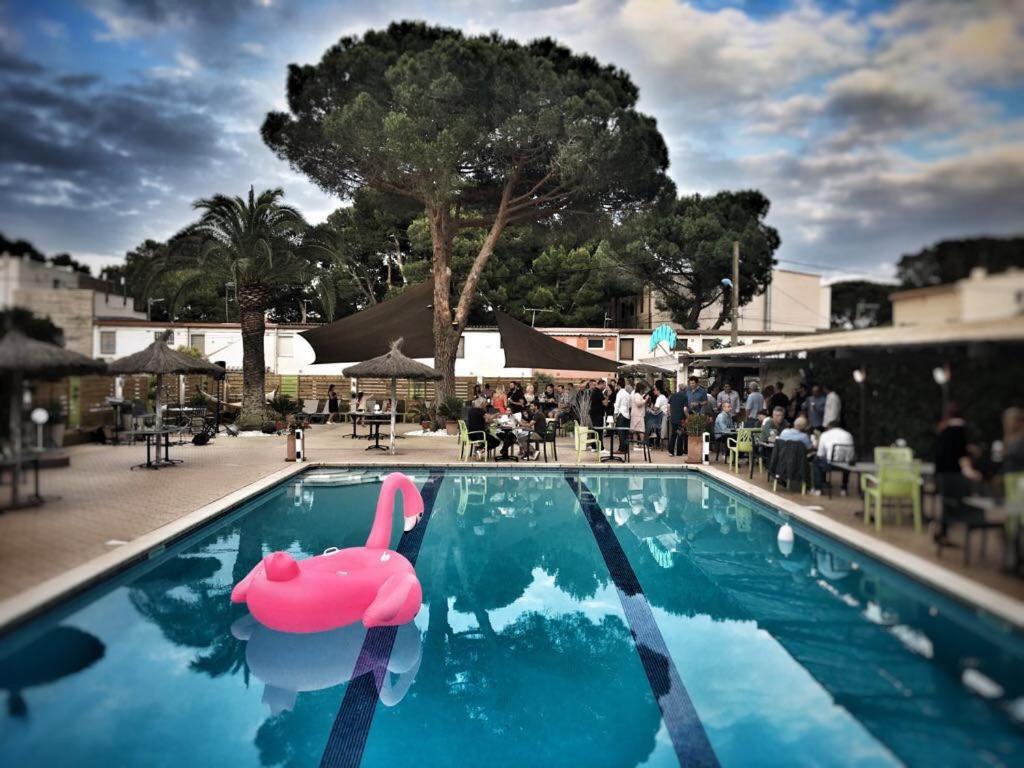 Hotel Restaurant Canet En Roubillon