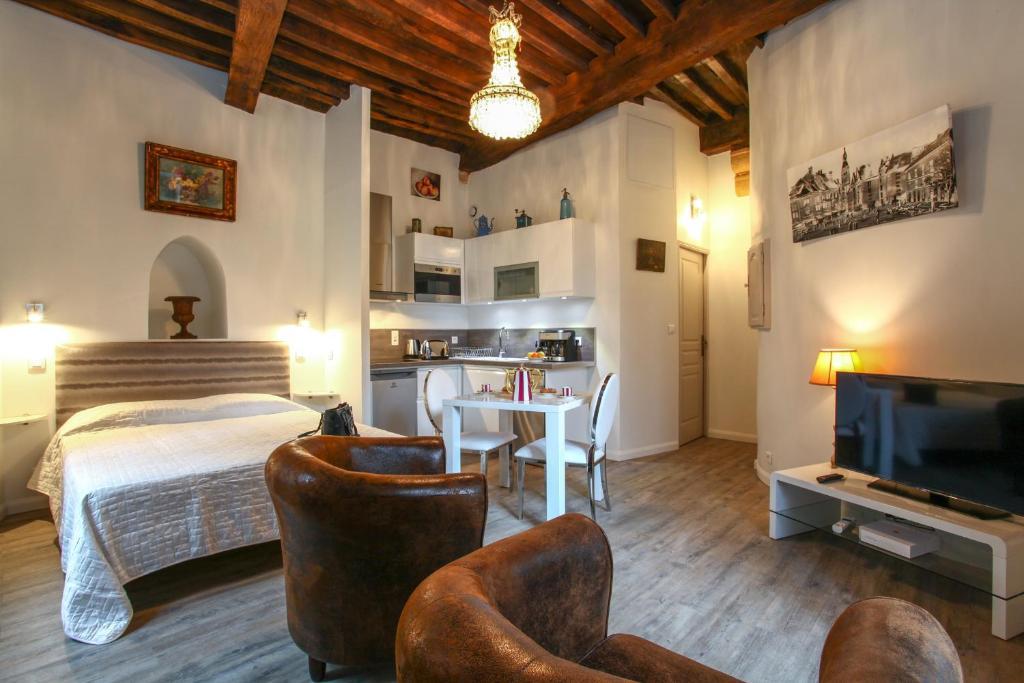 Appartement L\'Alcove, Appartement Sarlat-la-Canéda