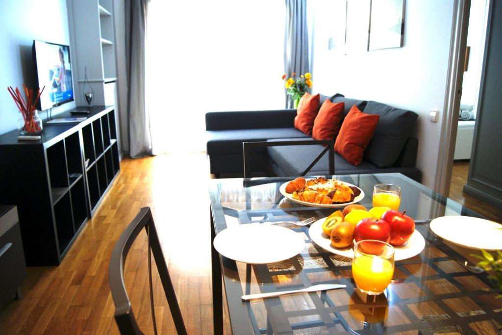 Departamento aribau flat espa a barcelona for Alojamiento en barcelona espana