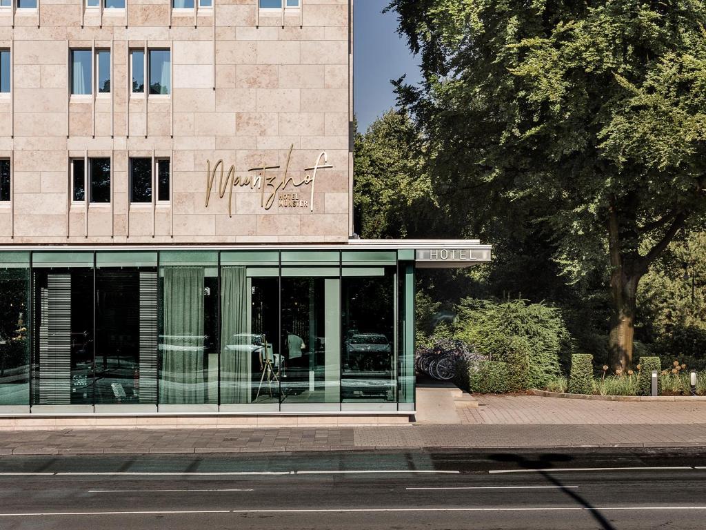 mauritzhof hotel m nster. Black Bedroom Furniture Sets. Home Design Ideas