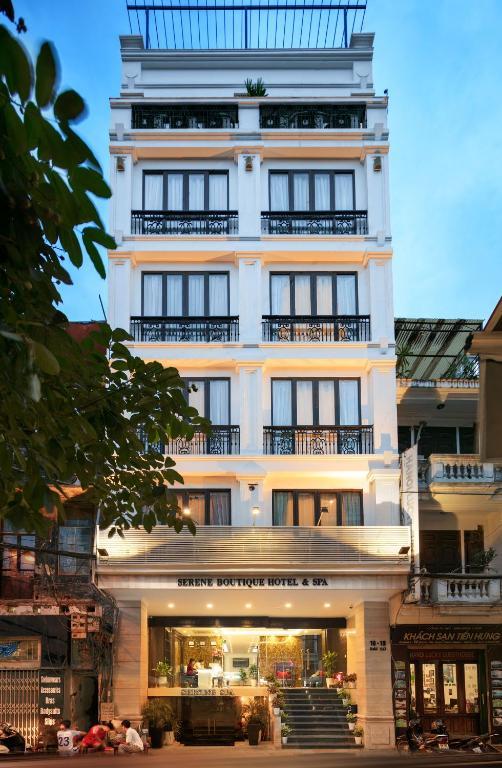Khách sạn Hà Nội Legacy - Bát Sứ