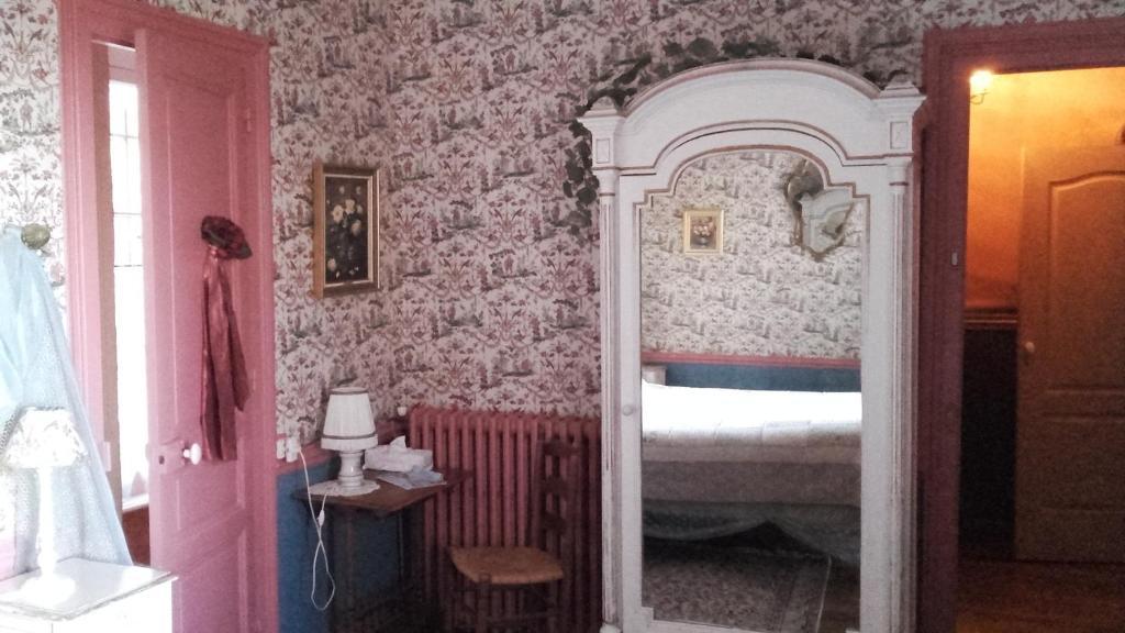 Chambres d 39 h tes ch teau les hauts face mont saint michel chambres d 39 h tes saint jean le thomas - Le mont saint michel chambre d hotes ...