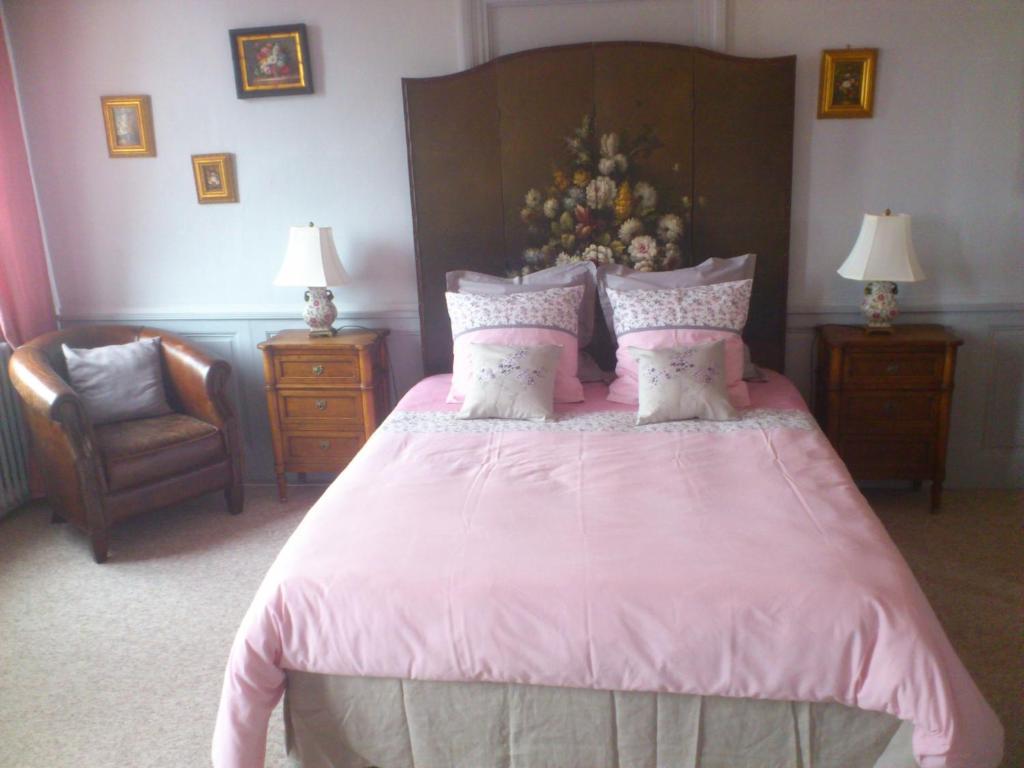 Chambres d'hotes Autour de la Rose  Réservation gratuite